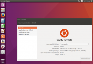 "Ubuntu 16.04 LTS ""The Xenial Xerus"" est sortie en version stable le 21 avril 2016"
